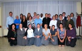 VIDES Delegates at European Meeting October '15